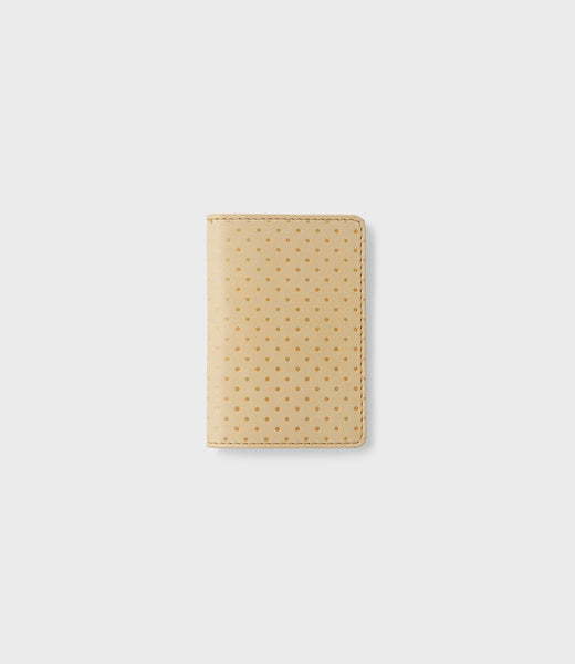 SIMPLE CARD WALLET - HONEY