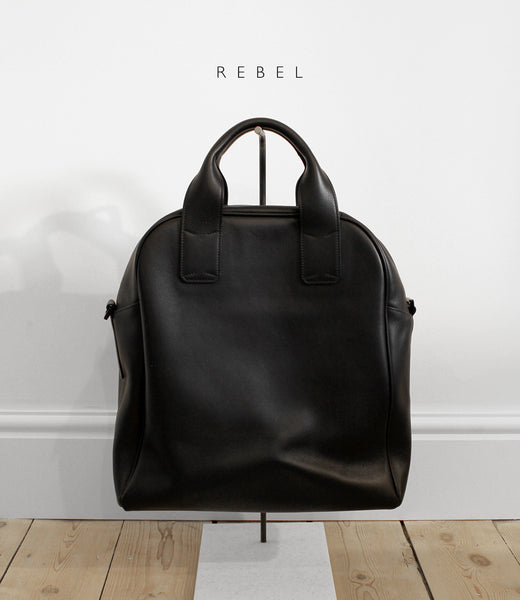 REBEL - ANNEX DAY BAG - BLACK
