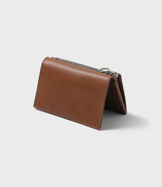 SIMPLE SLIM WALLET - TAN