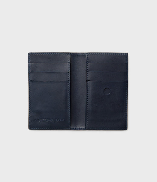 SIMPLE SLIM WALLET - NAVY