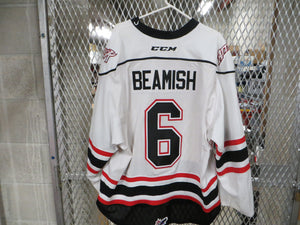#6 Luke Beamish Game Worn Jersey