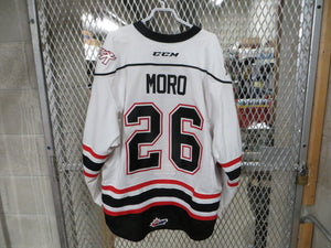 #26 Marino Moro Game Worn Jersey