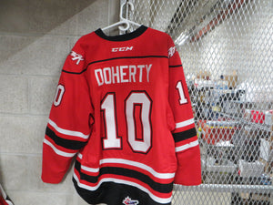 #10 Jackson Doherty Game Worn Jersey