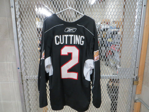 #2 Keevin Cutting Warmup Jersey
