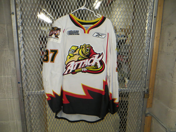 #37 Nick Weiss Game Worn Jersey
