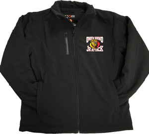 Canada Sportswear Insulated Soft Shell Jr Attack Jacket - Youth