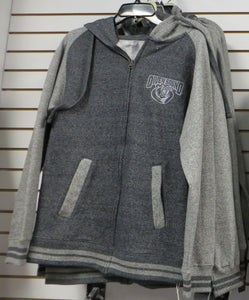 MUSTANG adult full zip hoody