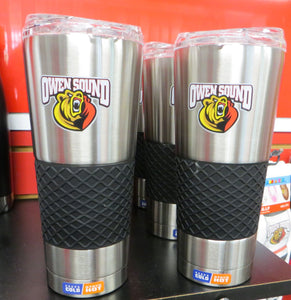 MUSTANG 24oz Travel Mug