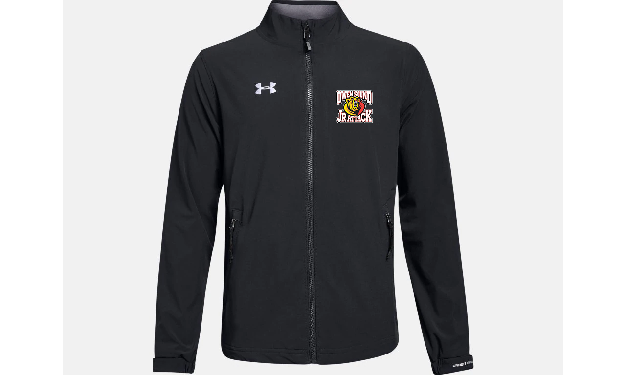Under Armour Jr Attack Hockey Warm-up Suit - Youth
