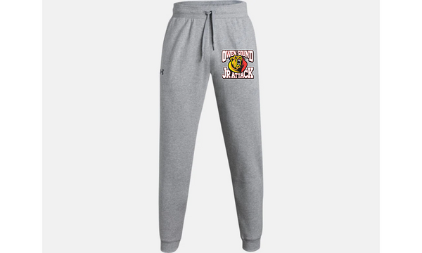 Under Armour Hustle Fleece Jogger - Youth
