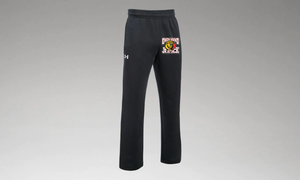 Under Armour Hustle Jr Attack Fleece Pant - Men's