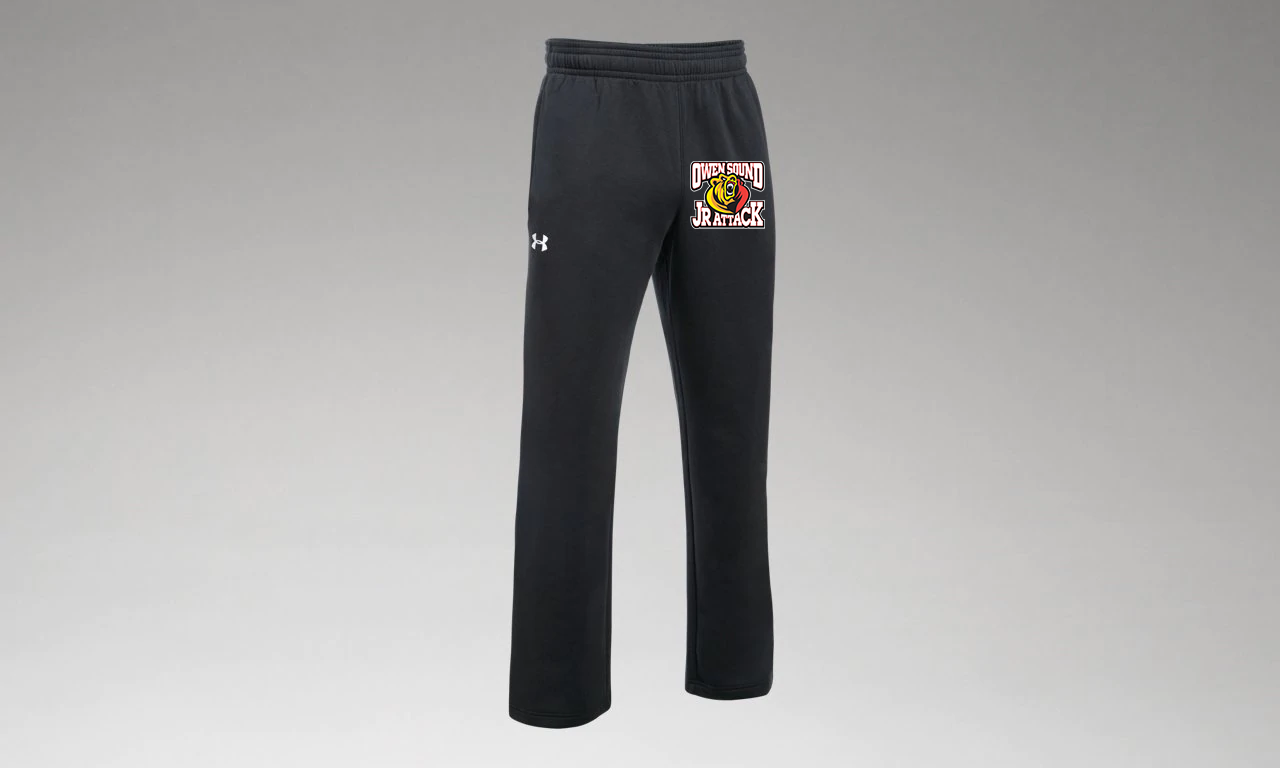 Under Armour Hustle Jr Attack Fleece Pant - Women's