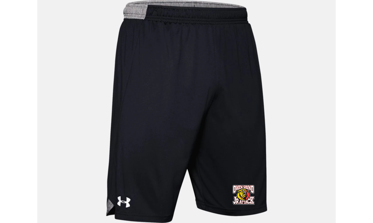 Under Armour Locker Jr Attack Shorts - Youth