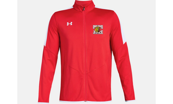 Under Armour Rival Knit Jr. Attack Warm-up Suit - Youth