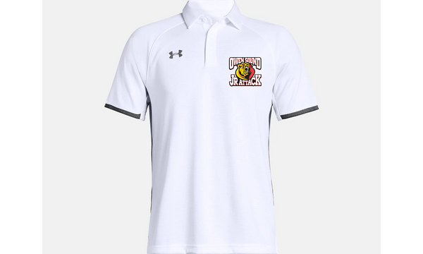 Under Armour Rival Jr Attack Polo Shirt - Youth