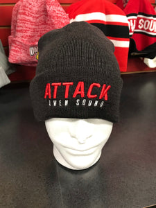 CCM Locker Room Cuffed Knit Toque