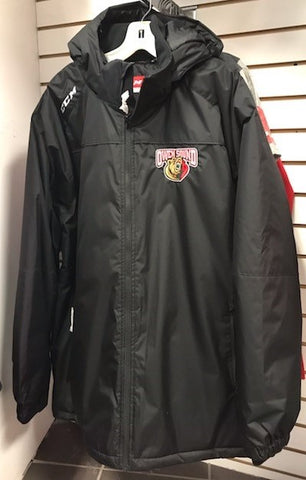 CCM Mens Insulated Team Winter jacket