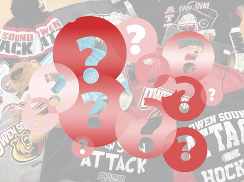 Attack Kids Mystery Packs