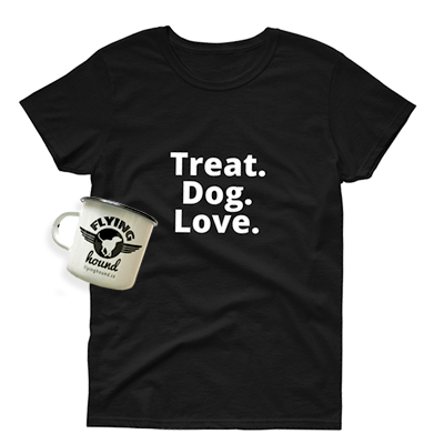 Treat.Dog.Love. #LoveHoundPops