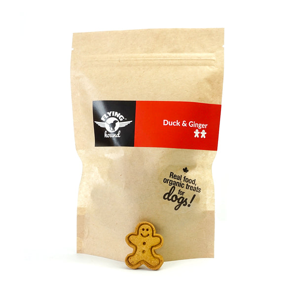 Christmas Duck & Ginger - Gingerbread Men