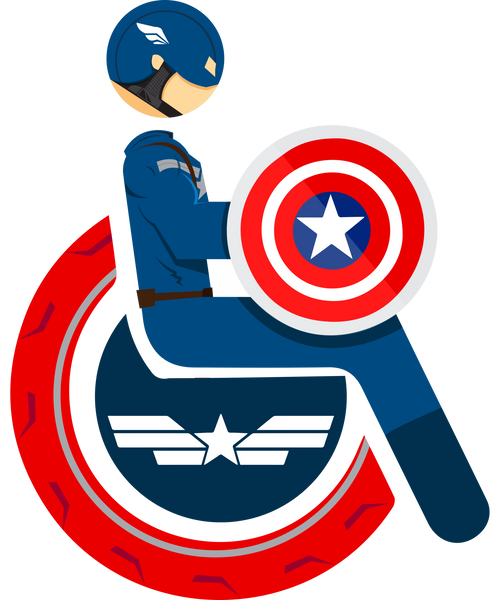 Adaptive Captain America