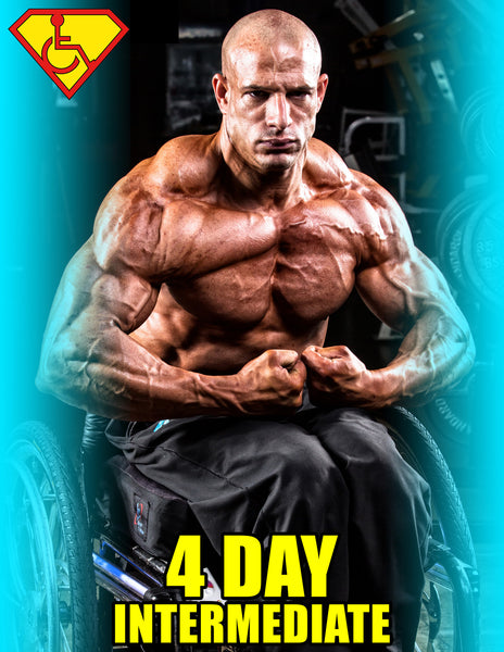 3 Day & 4 Day Upper Body Program