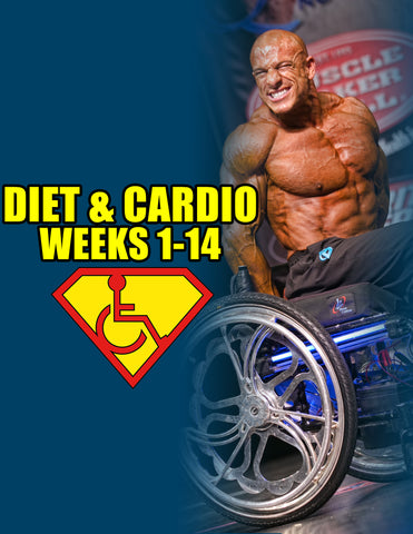 14 Week Diet & Cardio Program