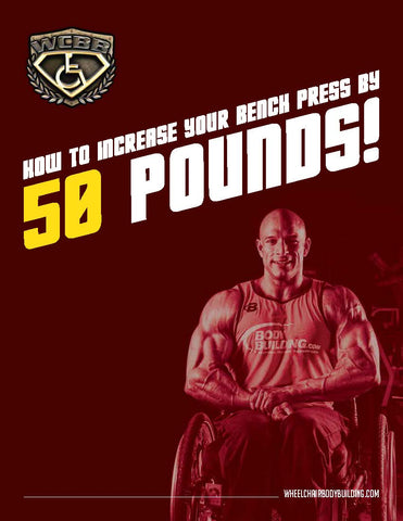Increase Your Bench Press by 50 lbs