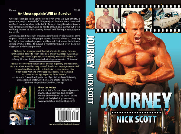 "Book: ""Journey"" by Nick Scott"