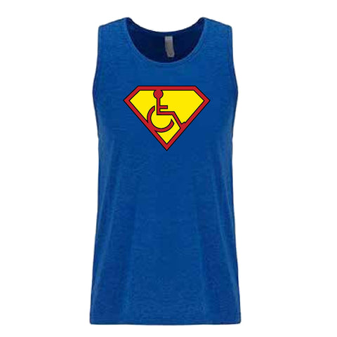 Men's Adaptive S-Man Tank Top