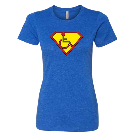 Women's Adaptive S-Man T-Shirt