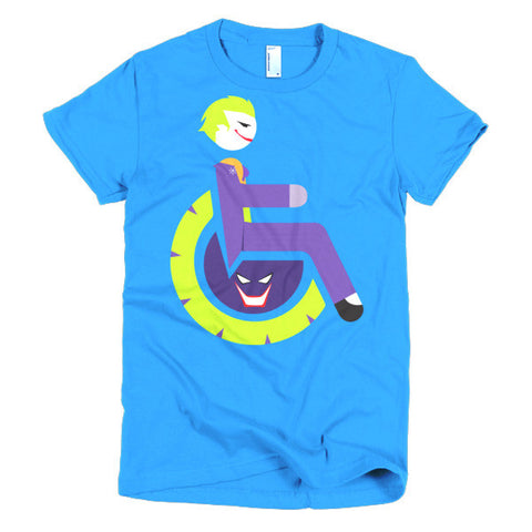 Women's Adaptive Joker T-Shirt (S-L)