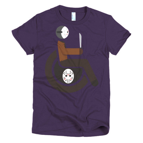 Women's Adaptive Jason Voorhees T-Shirt (S-L)