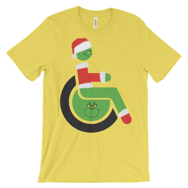 Adaptive Grinch Short Sleeve T-Shirt (3XL-4XL)