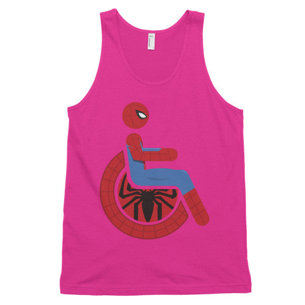 Adaptive Spider-Man Classic Tank Top