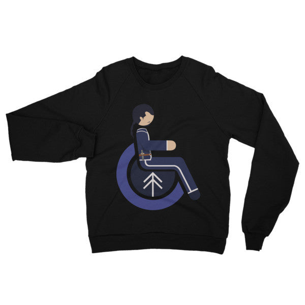 Adaptive Vandal Savage Raglan Sweater