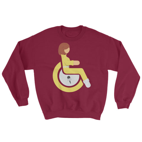 Men's Adaptive April O'Neil Crewneck Sweatshirt