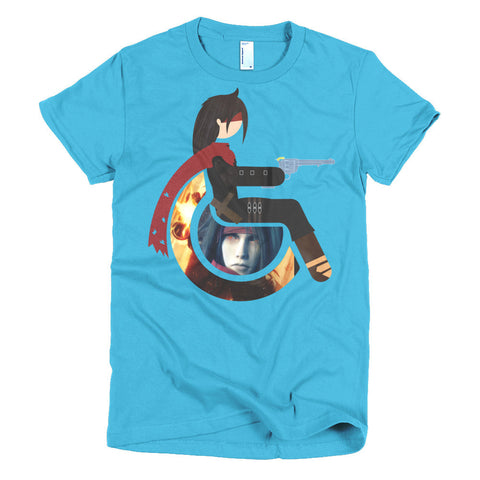 Women's Adaptive Vincent Valentine T-Shirt (S-L)