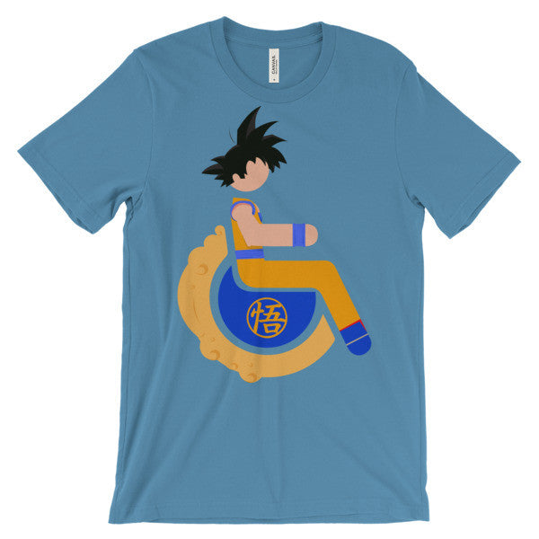 Adaptive Goku Short Sleeve T-Shirt