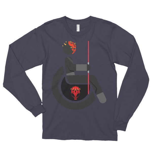 Adaptive Darth Maul Long Sleeve