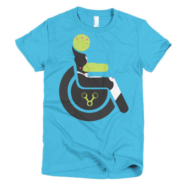 Women's Adaptive Brainiac T-Shirt (S-L)