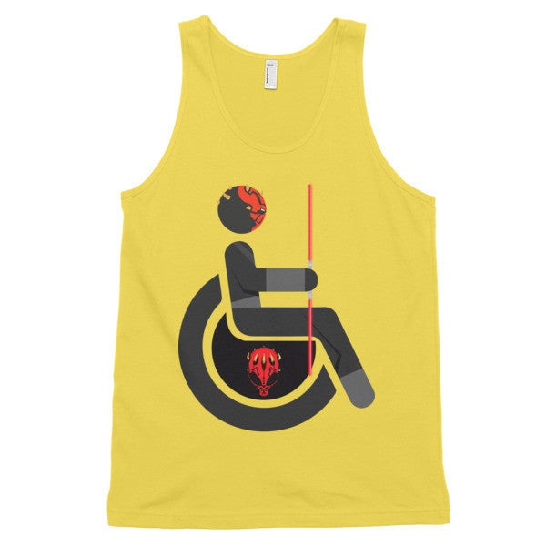 Adaptive Darth Maul Classic Tank Top