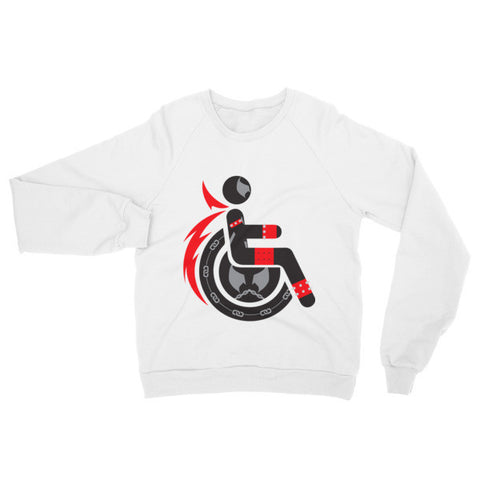 Adaptive Spawn Raglan Sweater