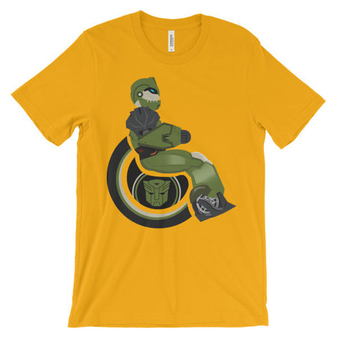 Adaptive Bulkhead Short Sleeve T-Shirt