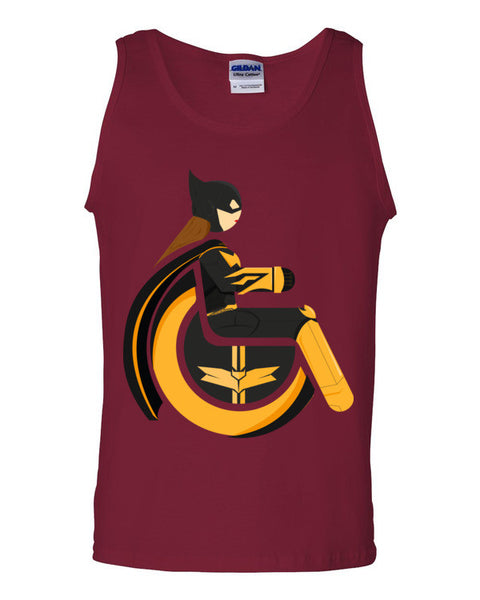 Men's Adaptive Batgirl Tank Top