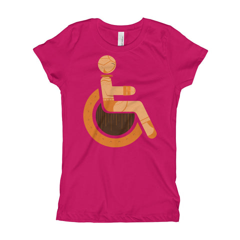 Girl's Youth Adaptive Xerxes T-Shirt (XS-XL)