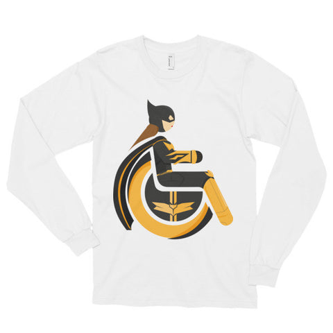 Adaptive Batgirl Long Sleeve