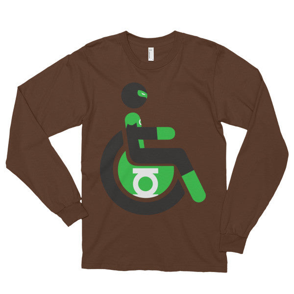 Adaptive Green Lantern Long Sleeve