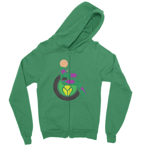 Men's Adaptive Lex Luthor Zip Hoodie