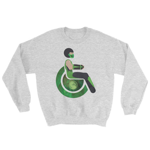 Men's Adaptive Reptile Crewneck Sweatshirt